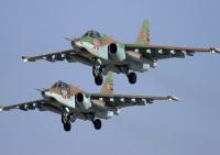 ニュース画像:ロシア空軍、クリミア半島隣接地にSu-25SM3を配備