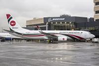 ニュース画像:ビーマン・バングラデシュ航空、初の自社購入737-800を受領