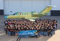 ニュース画像:セスナ、サイテーションM2の100機目を12月に納入へ 型式証明から2年で