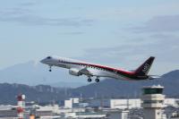 ニュース画像:三菱航空機、初飛行の動画を追加公開 コクピット内の様子など