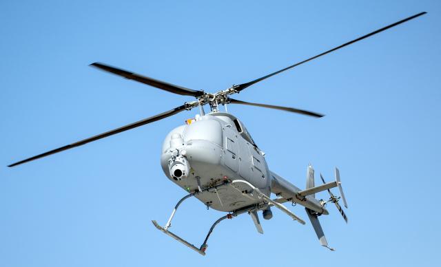 ニュース画像 1枚目:MQ-8Cファイアスカウト