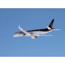 ニュース画像 3枚目:2回目の試験飛行、ギアを格納したMRJ