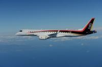 ニュース画像:三菱航空機、2回目、3回目の試験飛行の画像を公開
