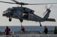 ニュース画像:USSロナルド・レーガン、12月3日横須賀に帰港