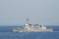ニュース画像:海上自衛隊、スリランカ海軍と親善訓練 スリランカ西方海域で実施