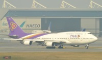 ニュース画像:タイ国際航空、4発エンジン12機を売却 A340は全機退役 747は残10機