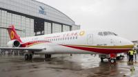 ニュース画像:COMAC、ARJ21-700初号機を成都航空に引き渡し 3カ月後に旅客便投入