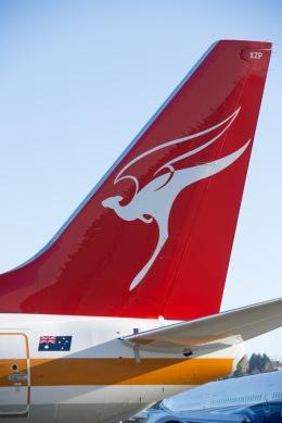 ニュース画像 1枚目:安全性が最も高いとされたカンタス航空