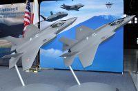 ニュース画像:ノースロップ・グラマン、日本向けF-35A初号機の中央胴体を出荷
