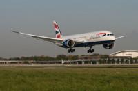 ニュース画像 1枚目:ブリティッシュ・エアウェイズ 787-9
