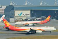 ニュース画像:香港航空、12月25日から香港/海口線を増便