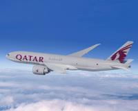 ニュース画像:ボーイング、カタール航空カーゴ向け777貨物機4機を確定受注