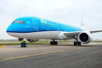 ニュース画像:KLMオランダ航空、787-9の2機目を受領 愛称は「カーネーション」