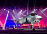 ニュース画像 1枚目:2015年9月22日にロールアウトしたノルウェー空軍向けF-35A初号機「AM-1」