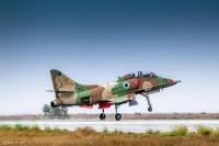 ニュース画像:イスラエル空軍、A-4スカイホーク48年間の運用にピリオド