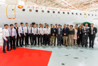 ニュース画像:エンブラエル、天津航空にERJ-195を2機納入