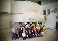 ニュース画像:CS100、フルフライトシミュレータでFAA、EASAなどの認証獲得
