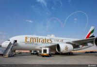 ニュース画像:エミレーツ航空、2月からドバイ/マンチェスター線に2便目のA380投入