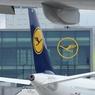 ニュース画像 3枚目:フランクフルト空港に駐機するルフトハンザ機