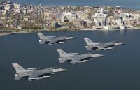 ニュース画像:アメリカ空軍115FWのF-16C、嘉手納基地に初の州兵航空隊が展開へ
