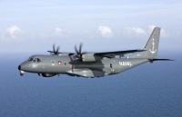 ニュース画像 1枚目:チリ海軍のC295。C295Wにはウイングレットがつく。