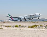 ニュース画像:エミレーツ航空、ドバイ/ルサカ/ハラレ線に777-300ERを投入へ