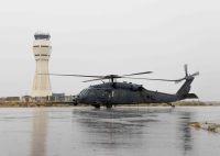 ニュース画像:アメリカ空軍戦闘捜索救難ヘリHH-60G、新型機銃を試験