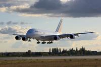 ニュース画像:エールフランス、パリ/メキシコシティ線にA380投入 747退役で