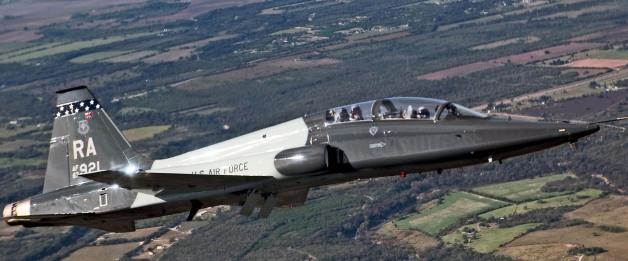 ニュース画像 1枚目:アメリカ空軍のT-38タロン