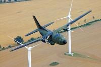 ニュース画像:ドイツ空軍ホーン基地、風力発電機と安全に共存する方法を獲得