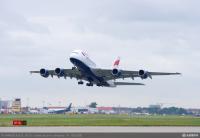 ニュース画像:ブリティッシュ・エア、A380オプション権は行使せず リース機導入を検討
