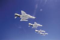 ニュース画像:30年前に戦死のイスラエル空軍F-4搭乗員の腕時計が家族のもとへ