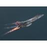 ニュース画像 2枚目:「Afterburner Activated」外部兵装搭載試験中のF-35C