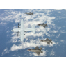 ニュース画像 4枚目:「Bs at Beaufort」MCASビューフォートのF-35BとKC-130Jの空中給油