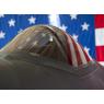 ニュース画像 12枚目:「Patriotic Lightning」エドワーズAFBで撮影された星条旗とF-35A