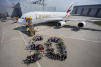 ニュース画像 2枚目:JACDEC 安全ランキング2015 2位のエミレーツ航空