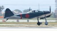 ニュース画像:鹿屋の里帰り零戦、1月27日に試験飛行を実施
