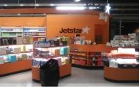 ニュース画像:成田空港のジェットスターショップ、たびのたねクーポンカード販売開始