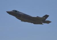 ニュース画像:アメリカ空軍、RIATとファンボローにF-35Aの展示を発表
