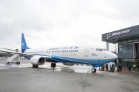 ニュース画像:ボーイング、中国聯合航空に737シリーズの9,000機目を納入