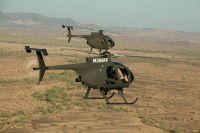 ニュース画像:MDヘリコプターズ、MD530G偵察攻撃ヘリ6機をマレーシアから受注