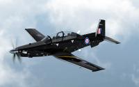 ニュース画像:ビーチクラフト、イギリス軍用練習機T-6C 10機を受注