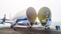 ニュース画像:NASA、スーパーグッピーでオリオン宇宙船の乗員モジュールを輸送