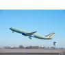 ニュース画像 5枚目:A330最大離陸重量242トンが初めて離陸