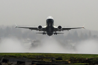 ニュース画像 1枚目:737 MAX 初飛行から