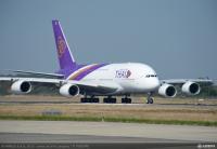 ニュース画像 1枚目:タイ国際航空 A380