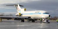 ニュース画像:3月1日にラストフライト ボーイング727プロトタイプ