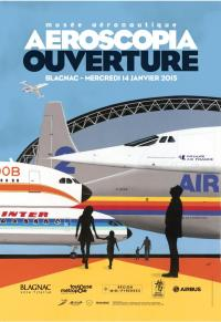 ニュース画像:エアバスの本拠地フランス・トゥールーズに航空博物館オープン