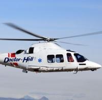ニュース画像:フィンメカニカ、ヘリ・エキスポで26機受注 新潟2機目のドクターヘリも