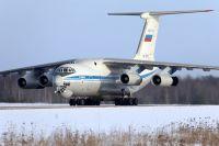 ニュース画像:イリューシンIL-76M/MDの近代改修型が初飛行